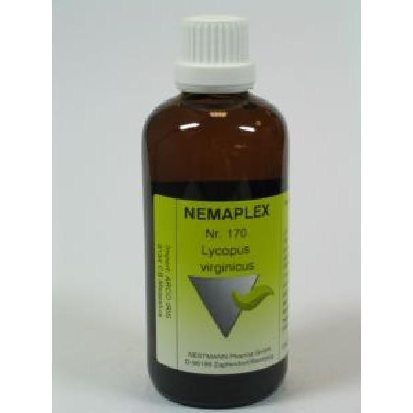 Lycopus 170 Nemaplex