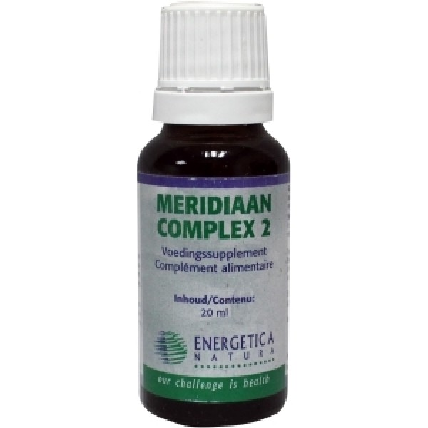 Meridiaancomplex 2 kern