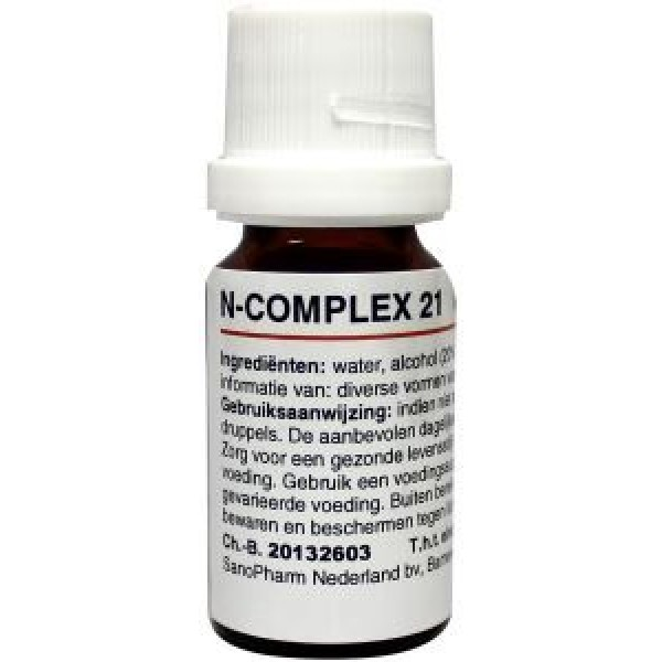 N Complex 21 ostitis