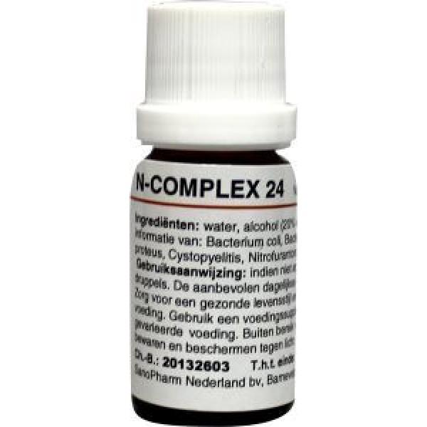 N Complex 24 pyelitis
