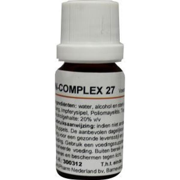 N Complex 27 variola