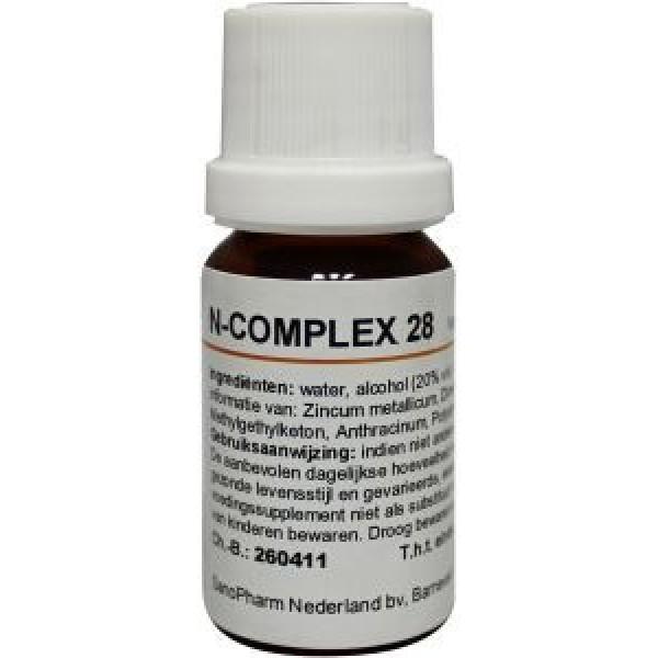 N Complex 28 zincum metallicum