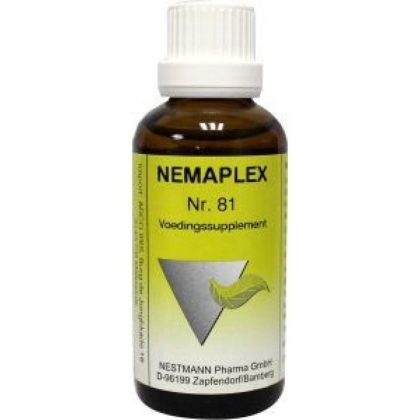 Nux vomica 81 Nemaplex