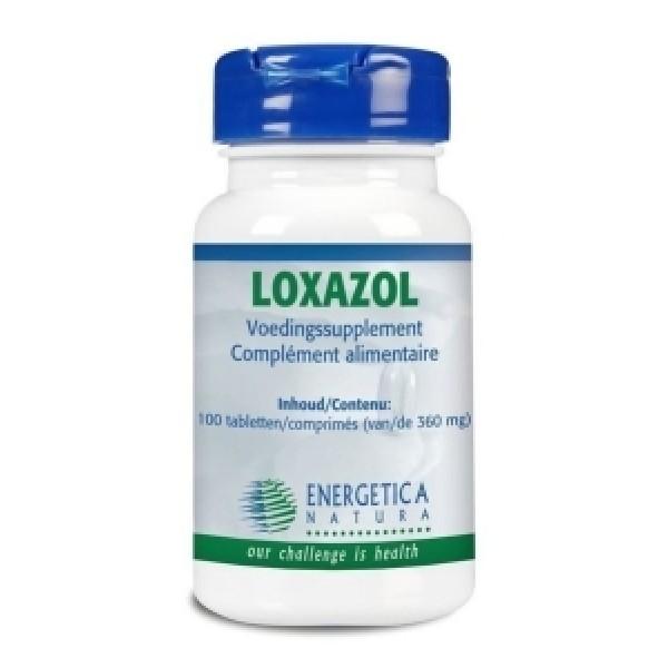 Loxazol Energetica Nat 100tab (