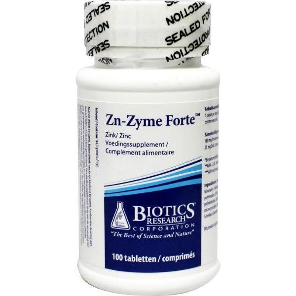 ZN Zyme forte 25 mg Biotics