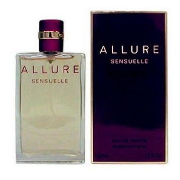 Allure sensuelle eau de parfum vapo female