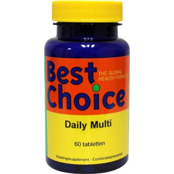 Daily multi vitamine mineralen complex