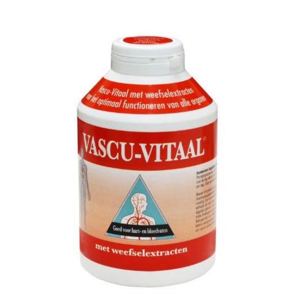 Vascu vitaal met weefselextracten