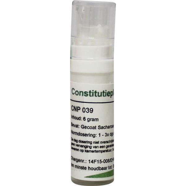 CNP39 Sepia I Constitutieplex