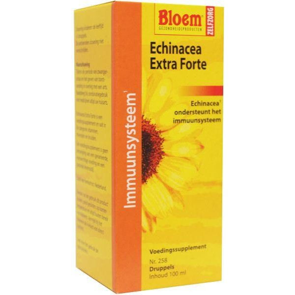 Echinacea extra forte & cats claw Bloem
