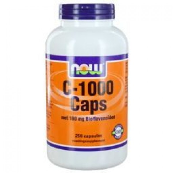 Vitamine C 1000mg bioflavonoiden