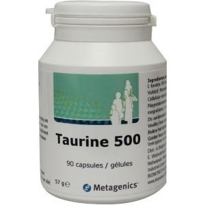 Taurine 500 Metagenics
