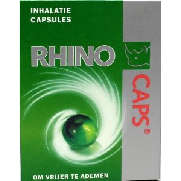 Inhalatiecapsules