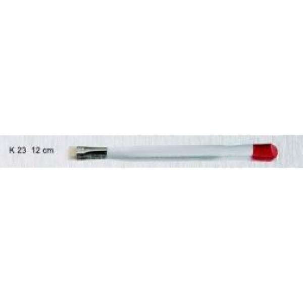 Manicure penseel 12cm NI K23W