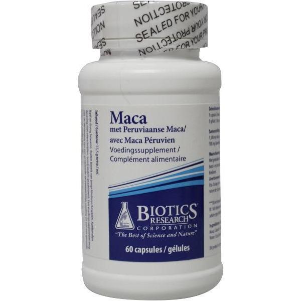 MACA Biotics