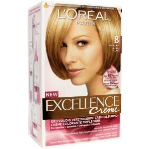 Excellence 8 lichtblond