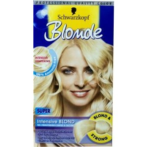 Blonde intensive blond super