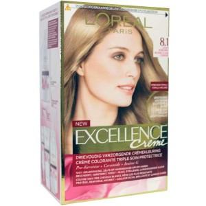 Excellence 8.1 licht asblond
