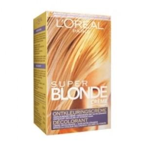 Super blond creme ontkleuring