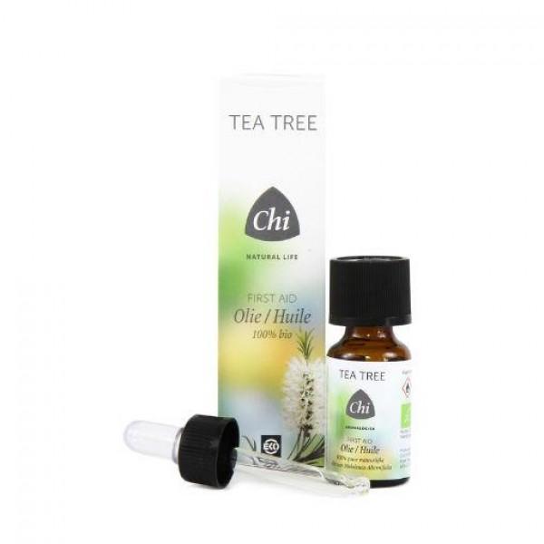 Tea tree (eerste hulp)