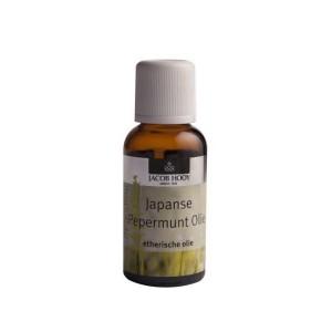 Japanse pepermunt olie