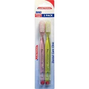 Tandenborstel M40 medium duo