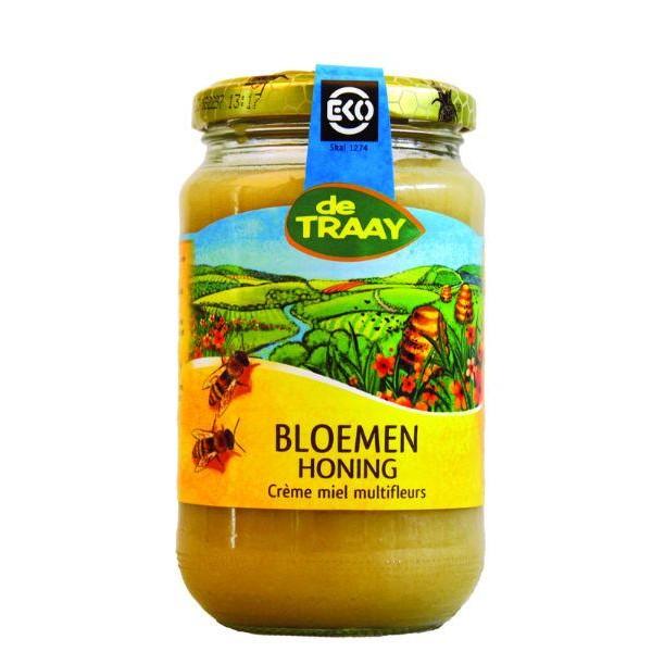 Bloemen honing vloeibaar eko