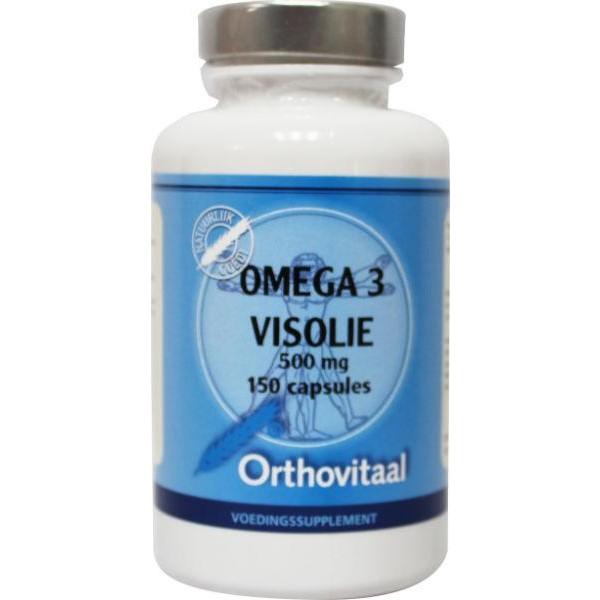 Omega 3 visolie 500mg