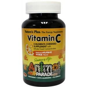 Animal parade vitamine C