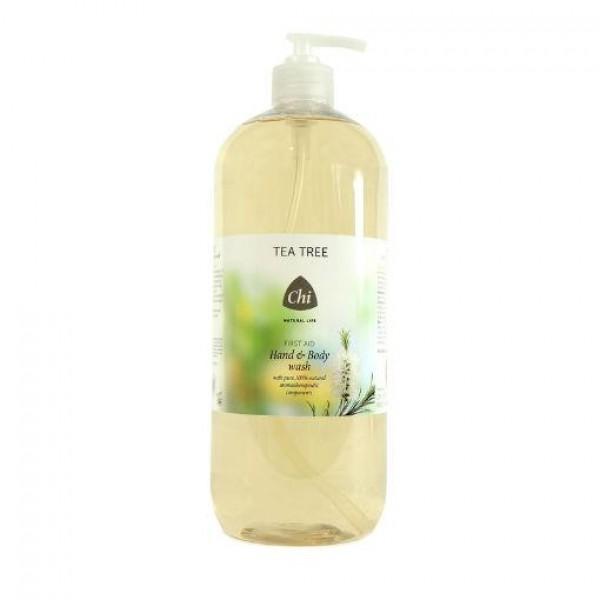 Tea tree hand & body wash
