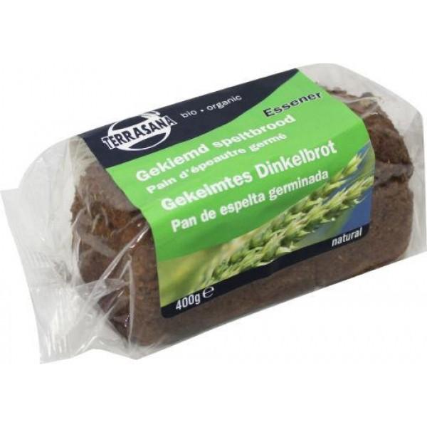 Gekiemd speltbrood naturel