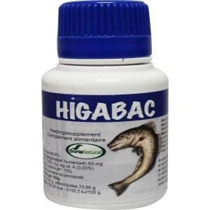 Higabac levertraanolie