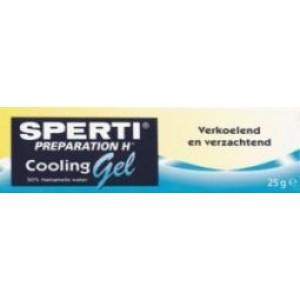 Sperti cooling gel