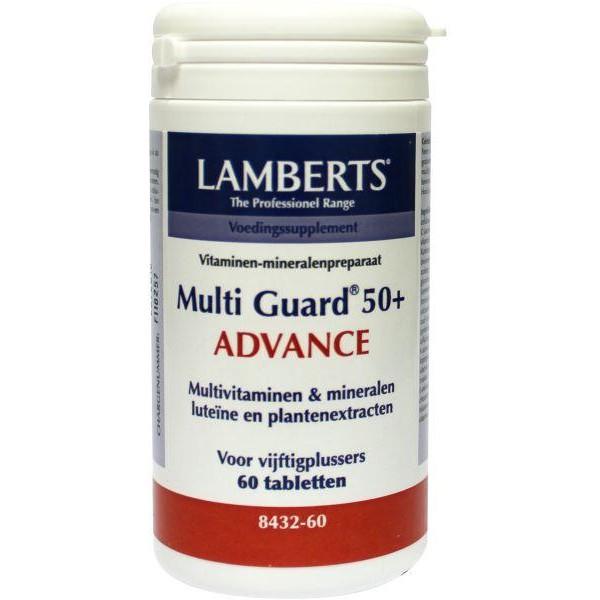 Multi guard 50+ advance Lamberts