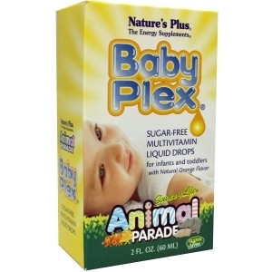 Animal parade baby plex