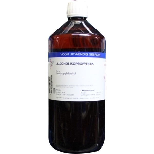 Alcohol isopropylicus