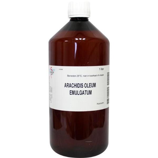 Arachidis oleum emulgatum
