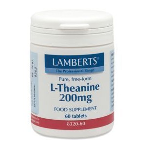 L-Theanine 200mg Lamberts