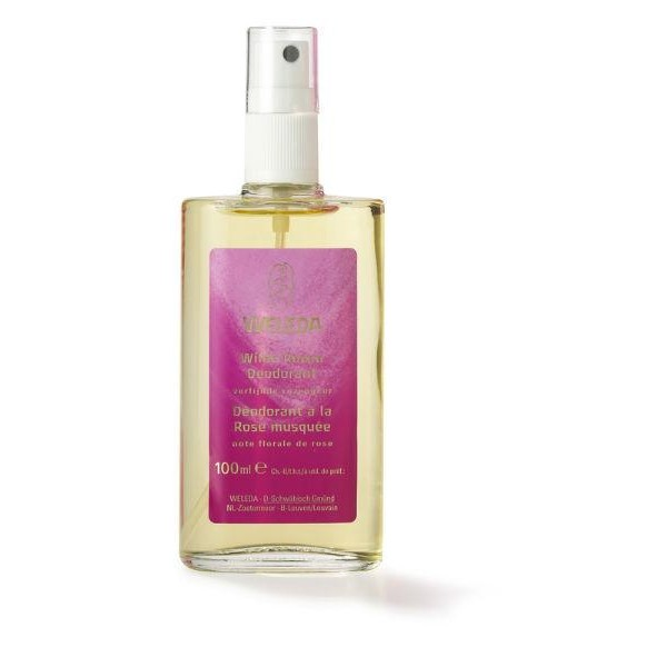 Wilde rozen deodorant