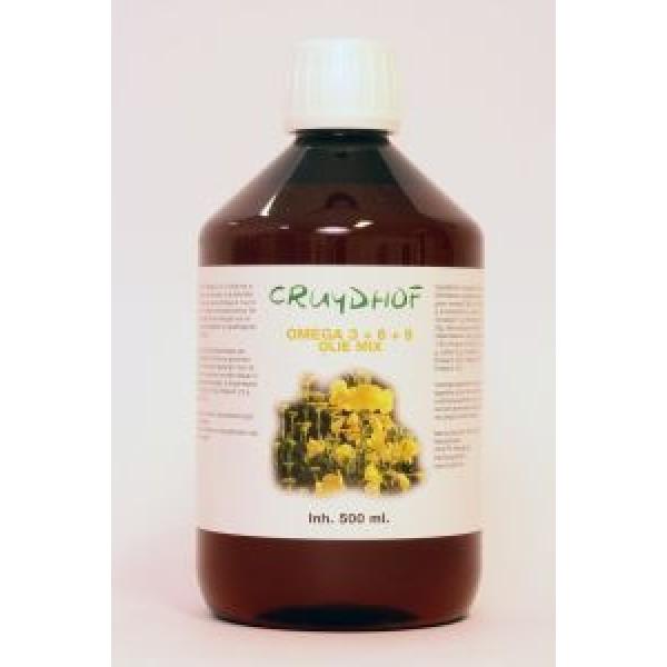 Omega olie mix bio