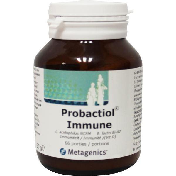 Probactiol immune Metagenics