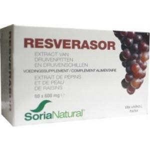 Resverasor opc 's 600mg