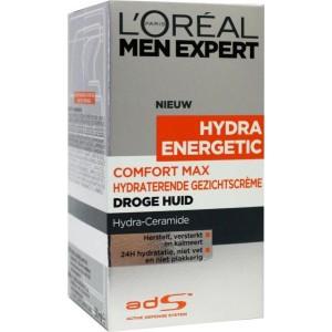 Men expert comfort max anti droge huid