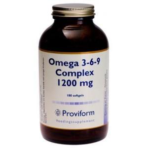 Omega 3-6-9 complex 1200mg