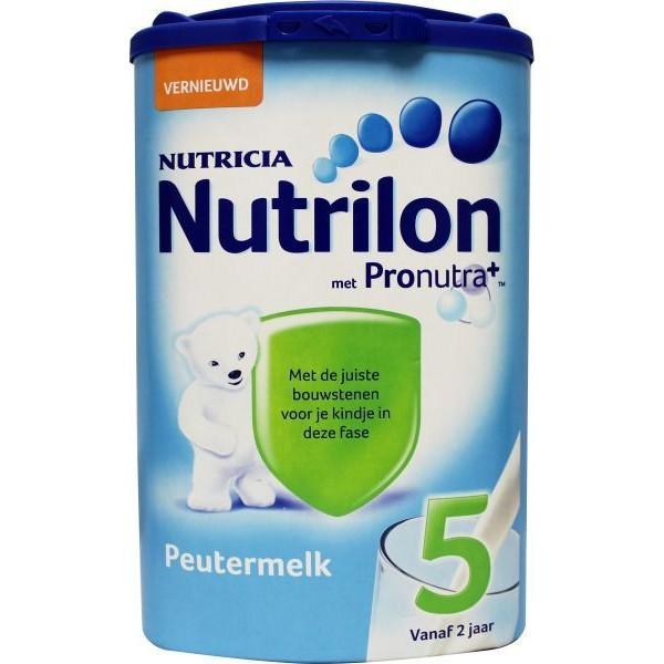 5 Peuter groeimelk poeder Nutrilon