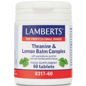 Theanine & citroenmelisse
