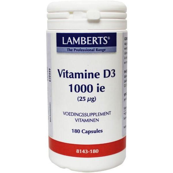 Vitamine D 1000IE 25 mcg