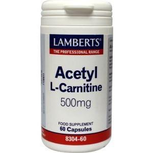 Acetyl l-carnitine lamberts