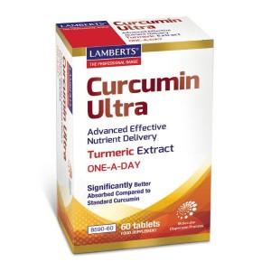 Curcumine Ultra Lamberts 60tab