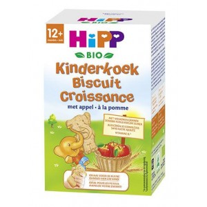 Kinderkoek met appel 12maand